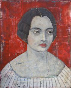 """Ghost"" by Jane DesRosier"
