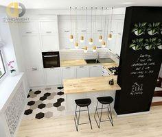 Best Black And White Wood Kitchen Design Ideas 03