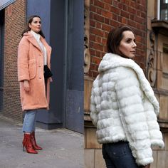 FAUX FUR AND TEDDY COATS - GLORY OF THE SNOW FASHION BLOG