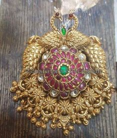 Latest Temple Jewellery - Jewellery Designs