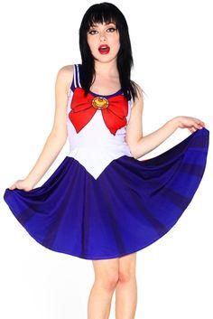Vestido Sailor Moon