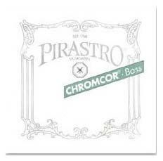 Pirastro Chromcor 3/4 String Bass A String - Medium Gauge - Chromesteel/Steel by Pirastro. $46.81. Pirastro Chromcor 3/4 String Bass Strings are made of a chromesteel winding over a solid steel core. These great bass strings are extremely durable and easy playing, making them an excellent string for student instruments and music education purposes.