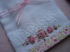 Magic of Embroidery & Beauty Plants - The Joy of a Good Read: Rococo