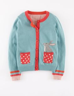 Mini Boden Pet Cardigan (Toddler Girls, Little Girls & Big Girls) available… Baby Outfits, Outfits Niños, Kids Outfits, Cute Cardigans, Girls Sweaters, Knitting For Kids, Baby Knitting, Girls Wardrobe, Mini Boden