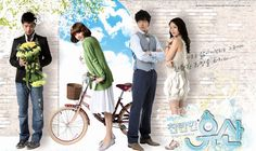 Brilliant Legacy (or Shining Inheritance) is a 2009 South Korean drama between a poor but bright woman named Go Eun-Seong (played by Han Hyo Joo) and Sun-Woo Hwan, (played by Lee Seung Gi) an arrogant grandson of a food owner company that eventually. Watch Korean Drama, Korean Drama Movies, Han Hyo Joo, Live Action, Recommended Korean Drama, Watch Drama Online, Bae Soo Bin, W Kdrama, Sung Lee