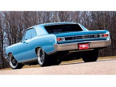 1966 Chevelle. Nice color and nice stance.  SealingsAndExpungements.com 888-9-EXPUNGE Free evaluation-easy payments