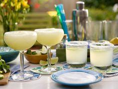 Ginger Slushy with Vodka Recipe : Bobby Flay : Food Network - FoodNetwork.com