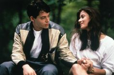 Ferris and Simone in Ferris Bueller's Day Off