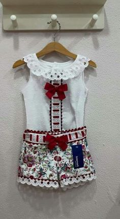 Cute baby clot hes. Little Girl Outfits, Little Girl Dresses, Kids Outfits, Baby Girl Dresses, Baby Dress, Cute Dresses, Look Girl, Short, Toddler Girl