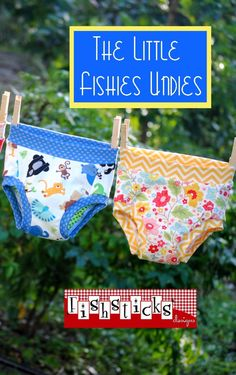 Fishsticks Designs - Practical Sewing Patterns With Flair For The Modern Family