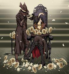 Lady Maria, D Gray Man Anime, Soul Saga, Character Art, Character Design, Bloodborne Art, Dark Souls Art, Old Blood, Girls Anime