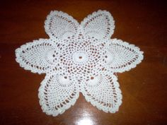Ravelry: Pineapple Doily #7768-A by The Spool Cotton Company