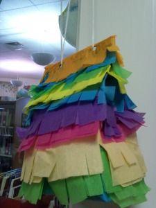 Pinatas craft idea