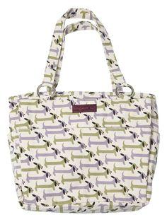 Bungalow360 Dog Canvas Pocket Bag