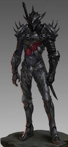 Доспехи темного рыцаря Knight Armor, Death Knight, Armors, Black Armor, Armas Rpg, Armor Concept, Mobile Legends, Knights, Fantasy Warrior