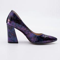 Facndinll Новинка 2018 г. Модные лакированные кожаные туфли женские туфли-лодочки мелкой Обувь на высоком каблуке и платформе платье повседневные офисные туфли женские большие размеры