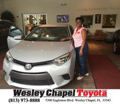 https://flic.kr/p/LusKoU | Happy Anniversary to Laurette  on your #Toyota…