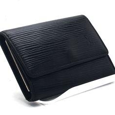 Auth 100% LOUIS VUITTON Epi Multicles 6 Key Case Holder M63812 Vintage (055508)