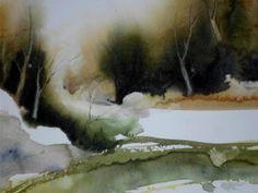 Resultat d'imatges de helga berger watercolor
