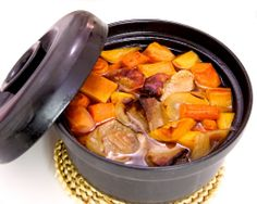 Hämmentäjä: Murea ja maukas karjalanpaisti, Tender and tasty Carelian hot pot
