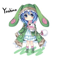 Date a Live - Yoshino - Chibi - Render by on DeviantArt Anime Chibi, Loli Kawaii, Kawaii Chibi, Date A Live Kotori, Date A Life, Anime Wallpaper Download, Hd Wallpaper, Anime Date, Hokusai
