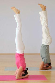 Sivananda-Yoga - die Grundstellungen #fitforfun #sivananda #yoga