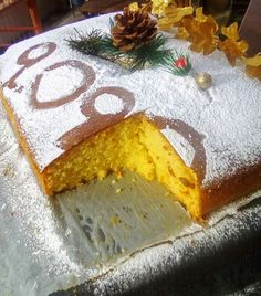 "Βασιλόπιτα ""Βασιλική"" Sweet Loaf Recipe, Sweet Recipes, Cake Recipes, Dessert Recipes, Greek Sweets, Greek Desserts, Christmas Desserts, Christmas Baking, Christmas Cupcakes"