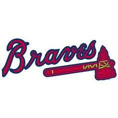 Atlanta Braves fan?  Prove it!  Put your passion on display with the Atlanta Braves Logo Fathead from Fathead.com!