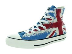 Converse Unisex Chuck Taylor Flag Print Hi Basketball Shoe >>> Unbelievable  item right here! : Basketball shoes