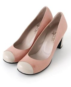 beautiful pink shoes  ...japan made
