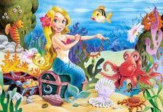 Little Mermaid (60 parça) Castorland Çocuk 13,50 TL 13,10 TL (%3 havale indirimi)