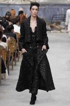 Chanel Paris Haute Couture Fall 2013