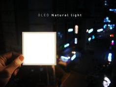 From the city's light pollution, OLED light reduces your tiredness with non-glaring natural light. To order an OLED panel, please contact a sales representative at ▶http://goo.gl/IEO2lw www.lgoledlight.com ‪#‎LG‬ ‪#‎OLED‬ ‪#‎light‬ ‪#‎natural‬