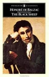 La Rabouilleuse (The Black Sheep), is a 1842 novel by Honoré de Balzac as part of his series La Comédie humaine. The Black Sheep is the title of the English translation by Donald Adamson published by Penguin Classics. It tells the story of the Bridau family, trying to regain their lost inheritance after a series of unfortunate mishaps.