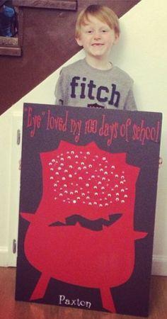 Frist 100 Days Of School Idea