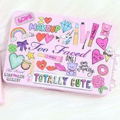 Too Faced Totally Cute Palette - #toofaced - Too Faced Cosmetics