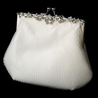 Vintage Inspired Bridal Handbag