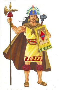 vestimenta reciclaje guerrero inca - Buscar con Google