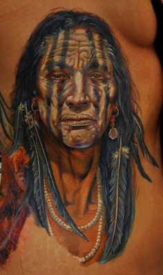Dmitriy Samohin - best realistic tattoos