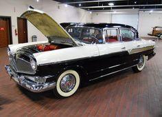 1956 Hudson Hornet sedan
