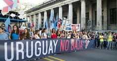 osCurve Brasil : Uruguai inspira movimento contra a redução da maio...
