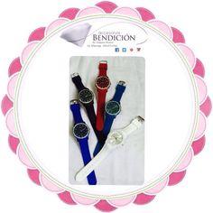 Relojes Bendición, disponibles con #delivery y #envío disponible. Cel./WhatsApp📲829.873.2764 #accesoriosbendicion #BlessingStyle