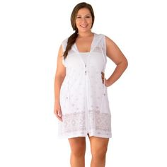 b4ff9cadea2 70 Best Plus Size Cover-ups   Sundresses images