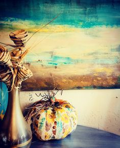 Boho beach Fall decor
