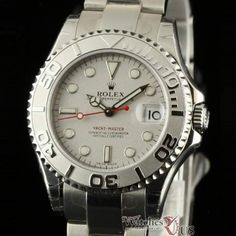 Buy your yacht-master watch Rolex on Vestiaire Collective, the luxury consignment store online. Second-hand Yacht-master watch Rolex Silver in Steel available. Luxury Watches, Rolex Watches, Stainless Steel Rolex, Rolex Models, Modern Fashion, Luxury Consignment, Ebay, Things To Sell, Silver