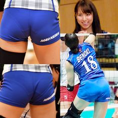 Female Volleyball Players, Women Volleyball, Volleyball Shorts, Beach Volleyball, Sexy Golf, Gymnastics Photos, Athletic Girls, Girls In Leggings, Champions