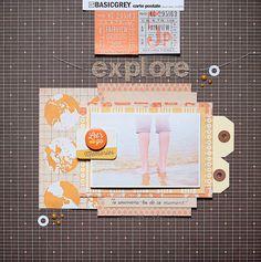 Layout: Explore