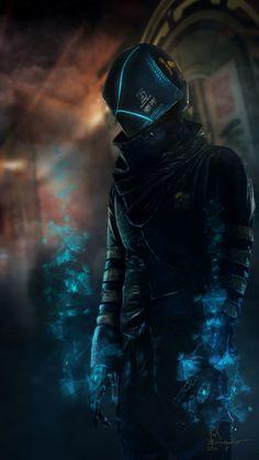 #cyberpunk #art #graphic #future