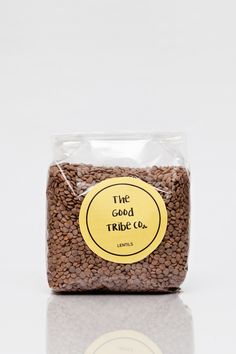 A lentil is a small, flat, round edible seed. Lentils come from an annual vine that produces pods. Lentils cant be eaten raw they need to be cooked and also come in 4 different types. They are a good source of protein, vitamin B, iron and phosphorus. Brown Lentils, Good Sources Of Protein, Super Foods, Eating Raw, Vitamins, Beans, Iron, Good Things, Flat