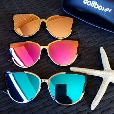 https://www.dollboxx.com.au Our Dollboxx 'SLAY' sunnies will be live on the…
